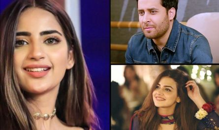 Ali Zafar and Alizeh Shah rehearsals to perform at the HUM Style Awards 2021