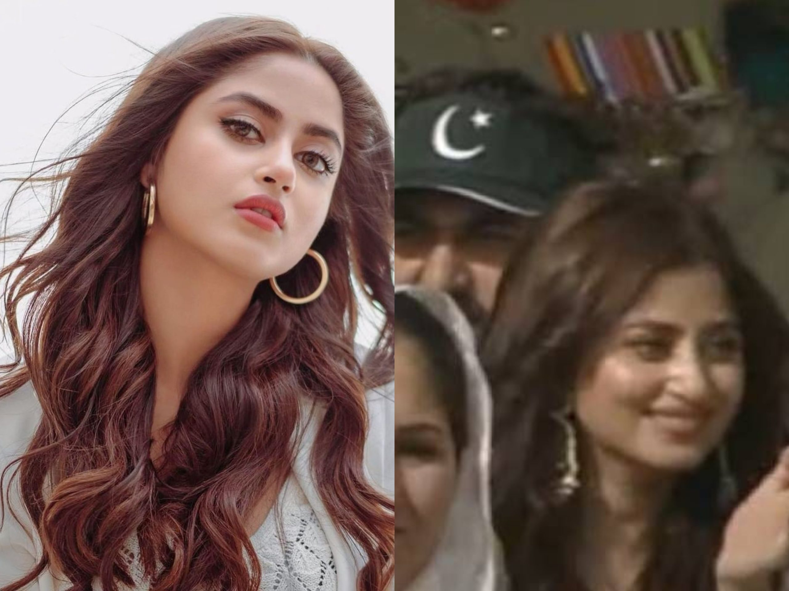 Actor Bilal Qureshi Seems Disappointed by the Revealing Clothes of Divas at  the HUM Style Awards 2021 | NewsAbe