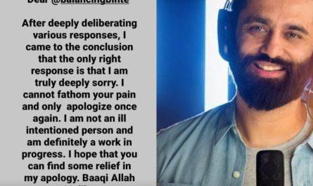 Nazish Jahangir got upset at the fashion sense of Pakistan HSA 2021