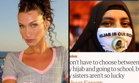 Arij Fatyma schooled Celebrities of the HUM Style Awards 2021, says #careaboutouryouth